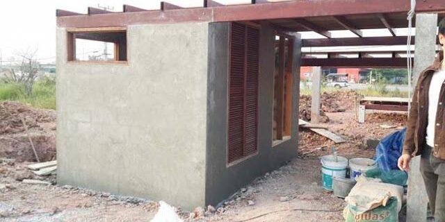รีวิวสร้างบ้าน pantip