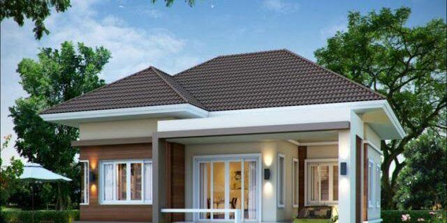 แนวคิดออกแบบบ้านยกสูง