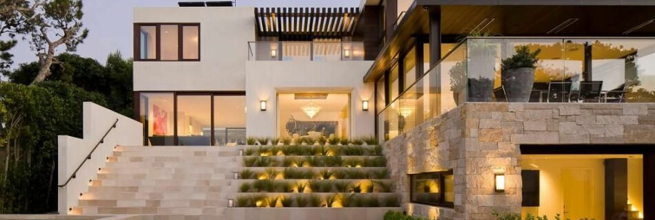 Contemporary style home guide