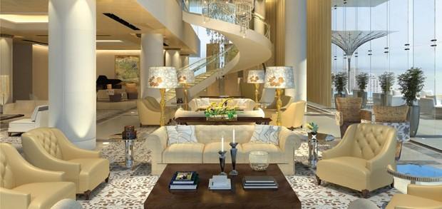 แนะนำแต่งบ้านสไตล์ luxury