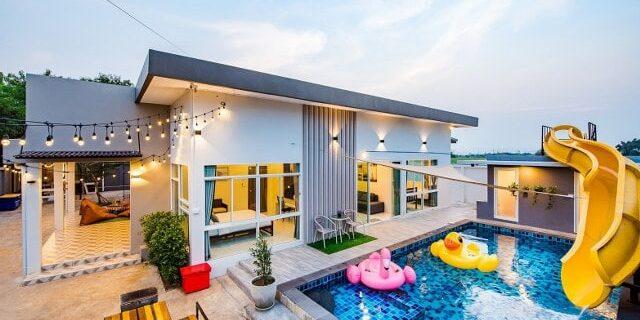 Offer Pool Villa Pattaya