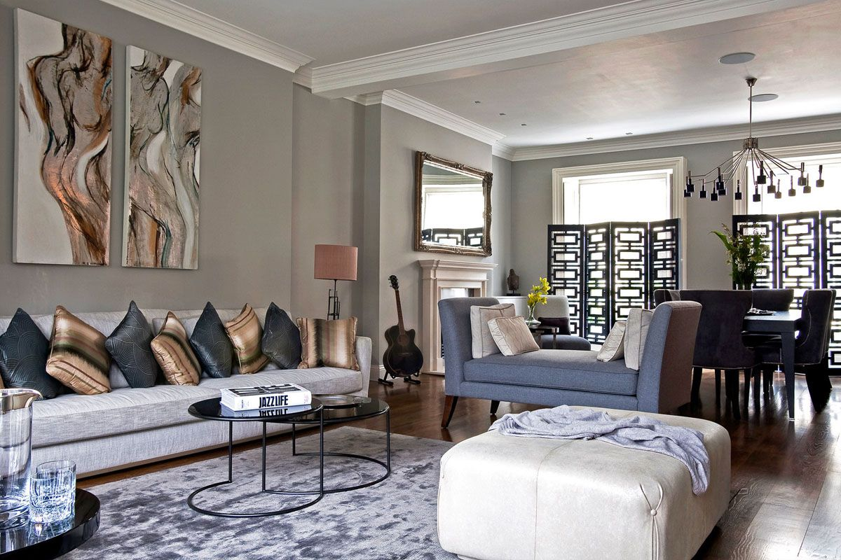 Townhome decorating ideas