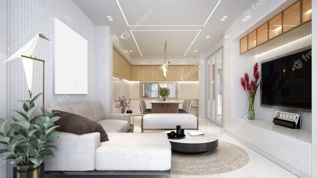 Modern luxury home decorating ideas