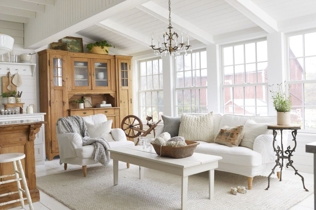 Tips for getting started Cottage style house
